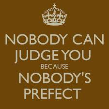 nobodys prefect