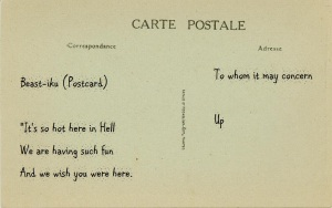 postcard-beast-iku 1