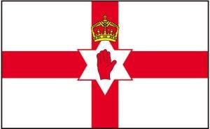Flag Nortern Ireland