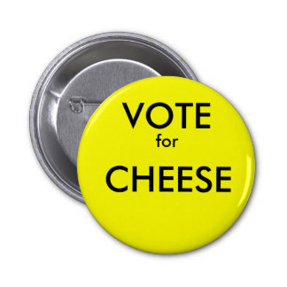 Image result for vote for cheese