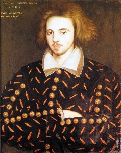 Christopher Marlowe spake of Elysium