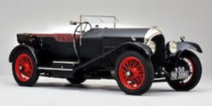 A 1926 Bentley