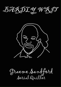 Graemesandford.com Graeme Sandford poetry poems prose sketches short stories scripts